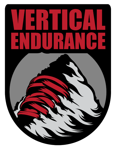 Vertical Endurance Tall Logo